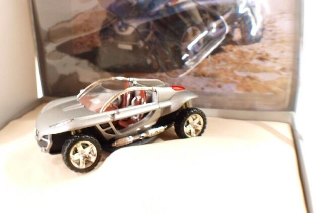 Norev 472706 Coffret Peugeot Hoggar Concept car Genéve 2003 1:43 neuf mint