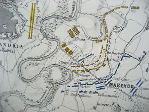 Battle-Plan-of-MARENGO-1800-sheet-1-War-of-the-Second-Coalition-JOHNSTON-1866