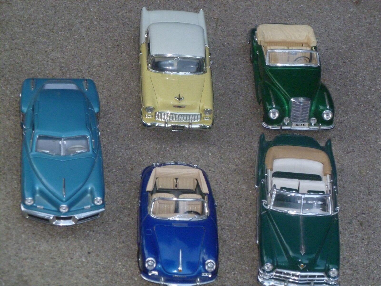 Vintage - modellautos viele 5 werden