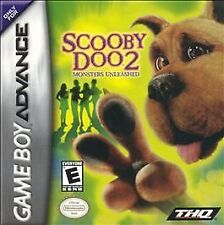 Scooby Doo 2 Monsters Unleashed (Nintendo Game Boy Advance, 2004) GAME ONLY