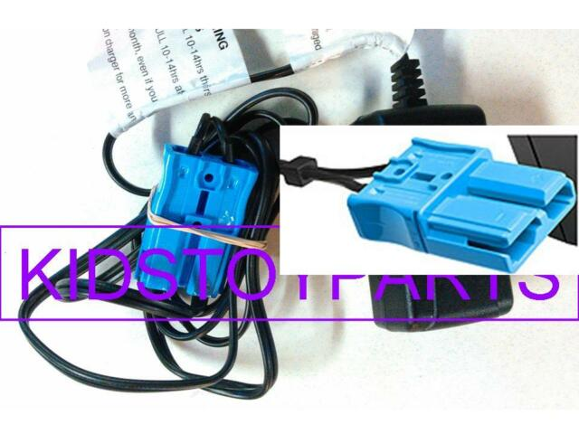 12 Volt Battery Charger For Kid Trax Ed Ride On Toys
