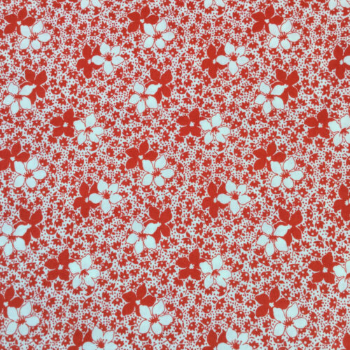Confection de Designer Floral style années 1930 Quilting Craft coton tissu Fat Quarter