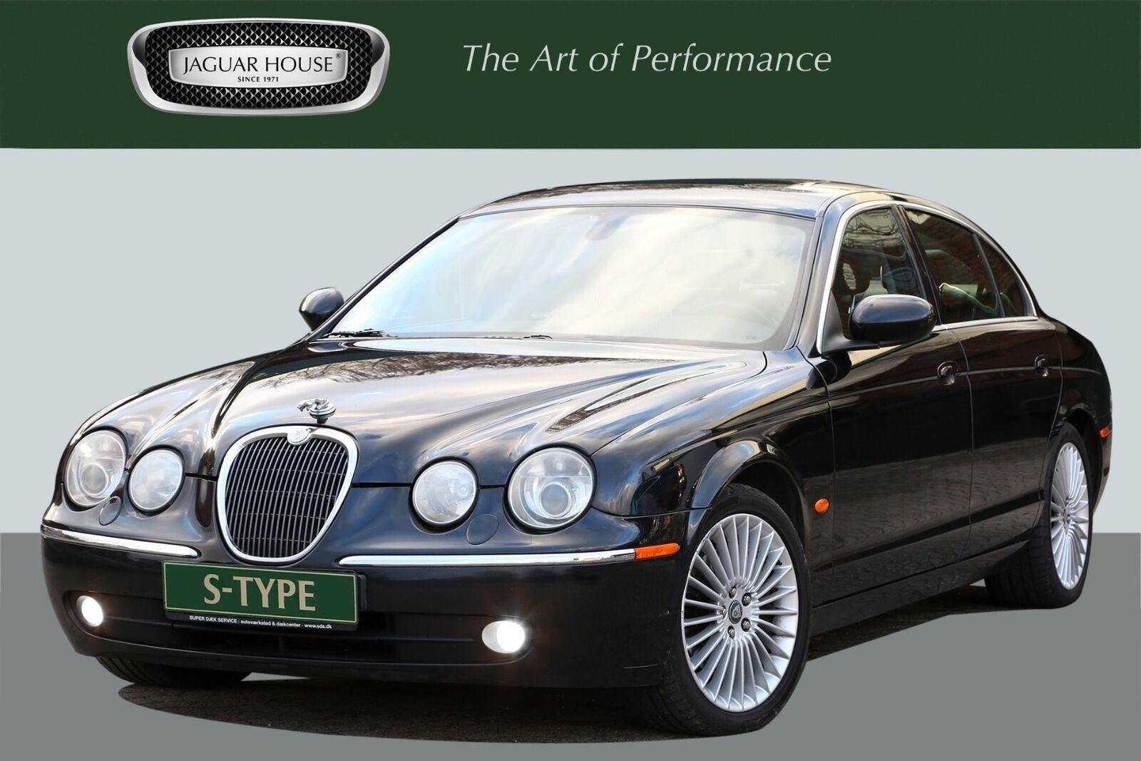 Jaguar S-Type 2,7 D V6 Executive aut. 4d - 119.000 kr.