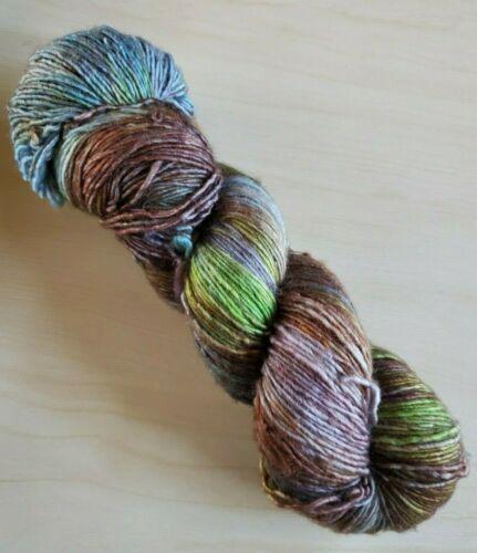 Zen Yarn Garden Serenity Silk Single fingering yarn Merino//Cashmere//Silk