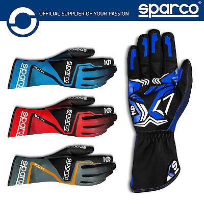 Sparco Gloves Crw 2020 Black Xxs
