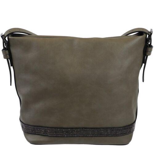 ESPRIT Damen Tasche Handtasche Schultertasche Umhängetasche Crossover Bag Neu