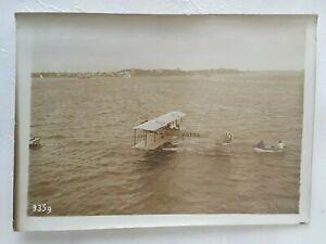 4-Photos-avion-aeroplane-Astra-version-hydravion