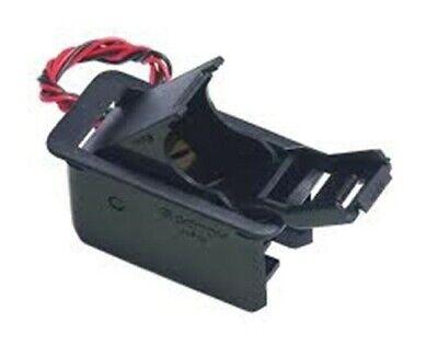 flush mount panel project mount 9v battery box /& cable Custom MOUNT 9 volt