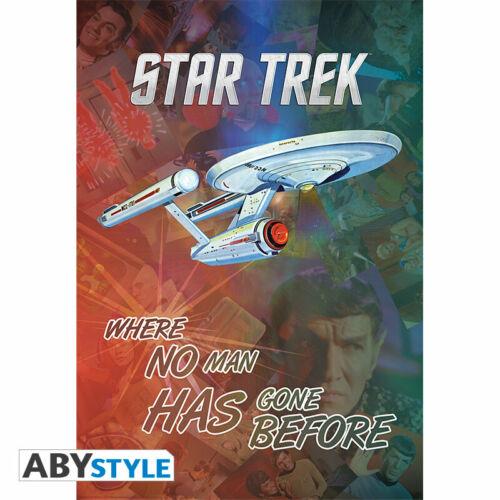 Star Trek Mix And Match Maxi Poster