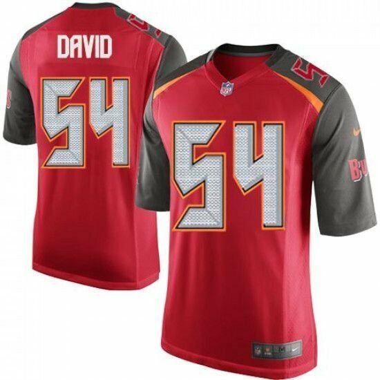 Nike on Field Tampa Bay Buccaneers Lavonte David Jersey Men 2xl Aa2023-663