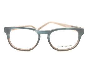 2e3f99ccb8a1 NEW Jhane Barnes Progression Rx Eyeglass Frames in Blue Gradient 51 ...
