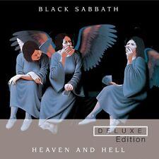 Heaven & Hell-Deluxe Edition (2cd) - Black Sabbath (2010, CD NIEUW)
