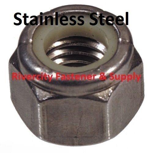 5 Nuts /& Washers 10-24 x 3//4 Socket Allen Head Cap Screws Stainless Steel