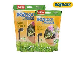 Hozelock facile goutte à goutte micro goutteur 7012 pack de 7013 5-10-15-20 livraison gratuite-afficher le titre d`origine cDKcNlYE-07193716-671018146