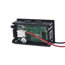 Mini Digital Voltmeter 4.5-30V Red LED Auto Car Voltage Volt Panel Gauge Meter