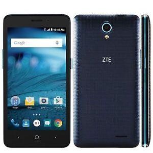 Details about ZTE Z828 Avid Plus 4g LTE Smartphone- Metro Pcs