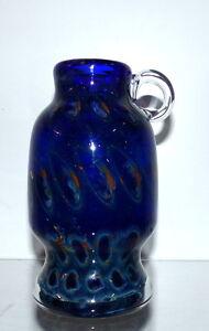 Glashuette-Eisch-Vase-Pfauenauge-2-Haelfte-20-Jhd