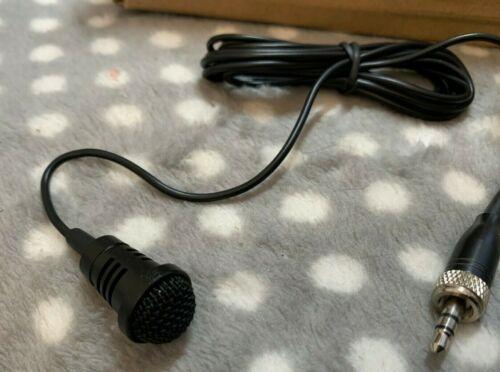 ME4 Lavalier Lapel clip Condenser Microphones For Shure//Sennheiser//AKG//Audio-Tec