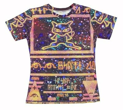 Ancient Mew Pokemon 3D Women Men Tops T-shirt #WD141