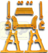 YELLOW NYLON SUSPENSION PARTS  Futaba FX10 Tamiya Hornet Buggy RC  Team CRP 1632