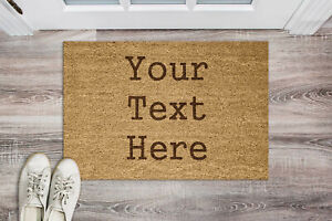 Personalised-Genuine-Coir-Door-Mat-Heavy-Duty-Home-Entrance-Matting-Large