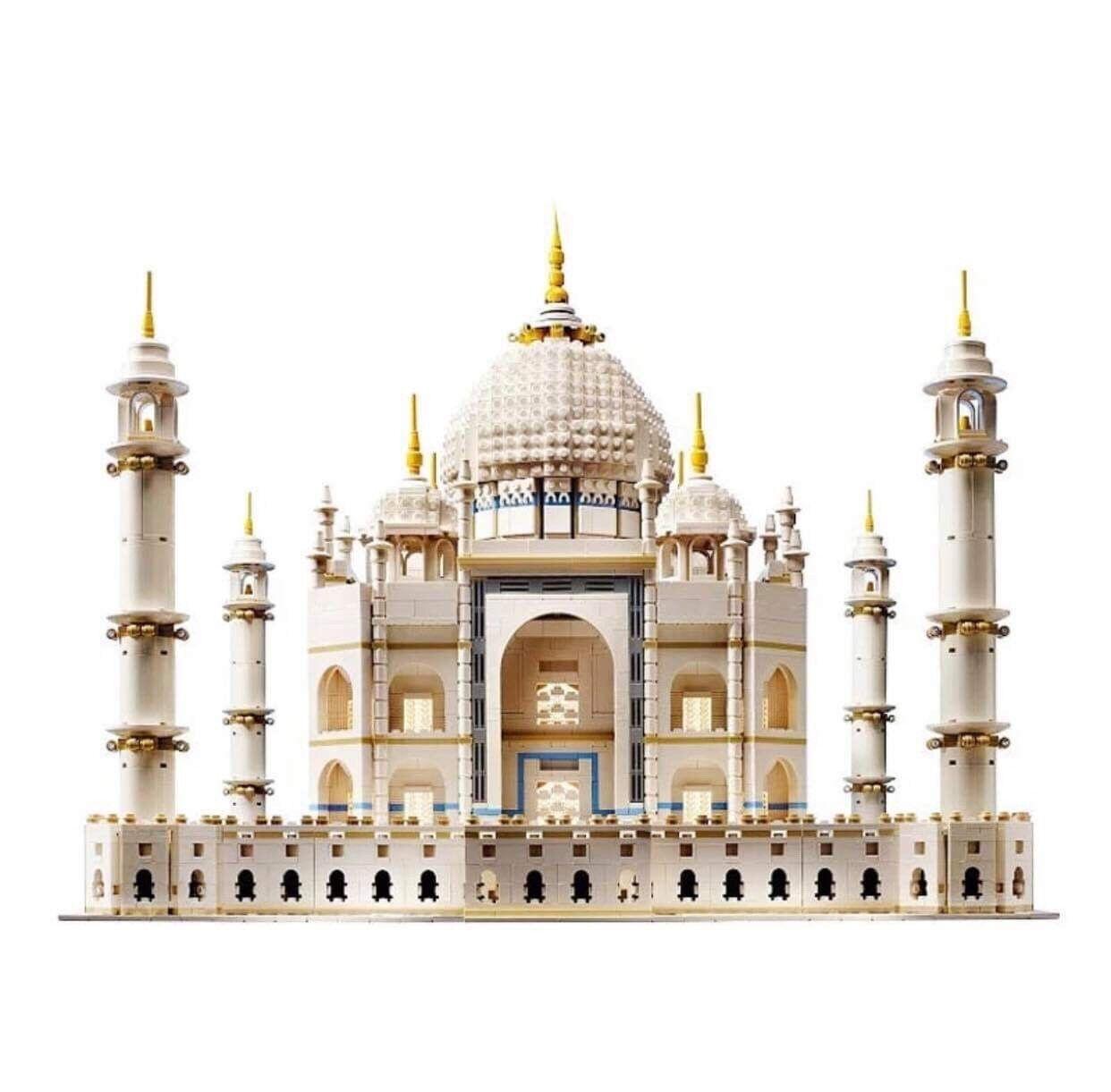 Nuevo Sellado Personalizados creador Taj Mahal enorme 10189 + Instrucciones + Sin Caja Original