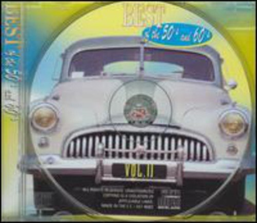 Various Artists-Best Of 50`S & 60`S 2 CD NEUF