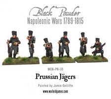 Warlord Games - Black Powder - Prussian jagers - 28mm