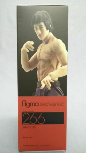Figma Bruce Lee Max Factory Japanese Version New***