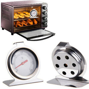 Gage-Food-Meat-Stainless-Steel-Digital-Temperature-Gauge-Dial-Oven-Thermometer