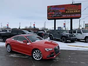 2014 Audi A5 BACK-UP CAM | BLUETOOTH | QUICK APPROVAL!!