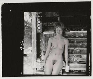 Original-vintage-1960s-outdoor-nude-contact-print-stamped