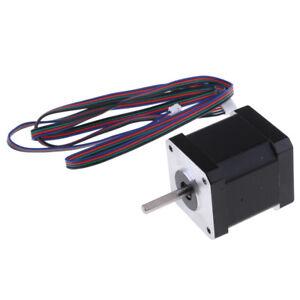 1x-3D-Printer-Stepper-Motor-42STH47-1684AF-42-Stepper-Motor