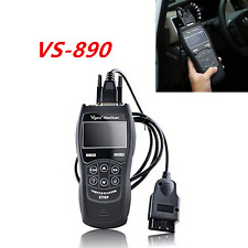 VS890 Scan Tool Car OBDII OBD2 CAN BUS Fault Code Reader Diagnostic Tool Scanner