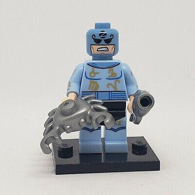 authentic LEGO minifigure Zodiac Master CMF coltlbm-15 ...