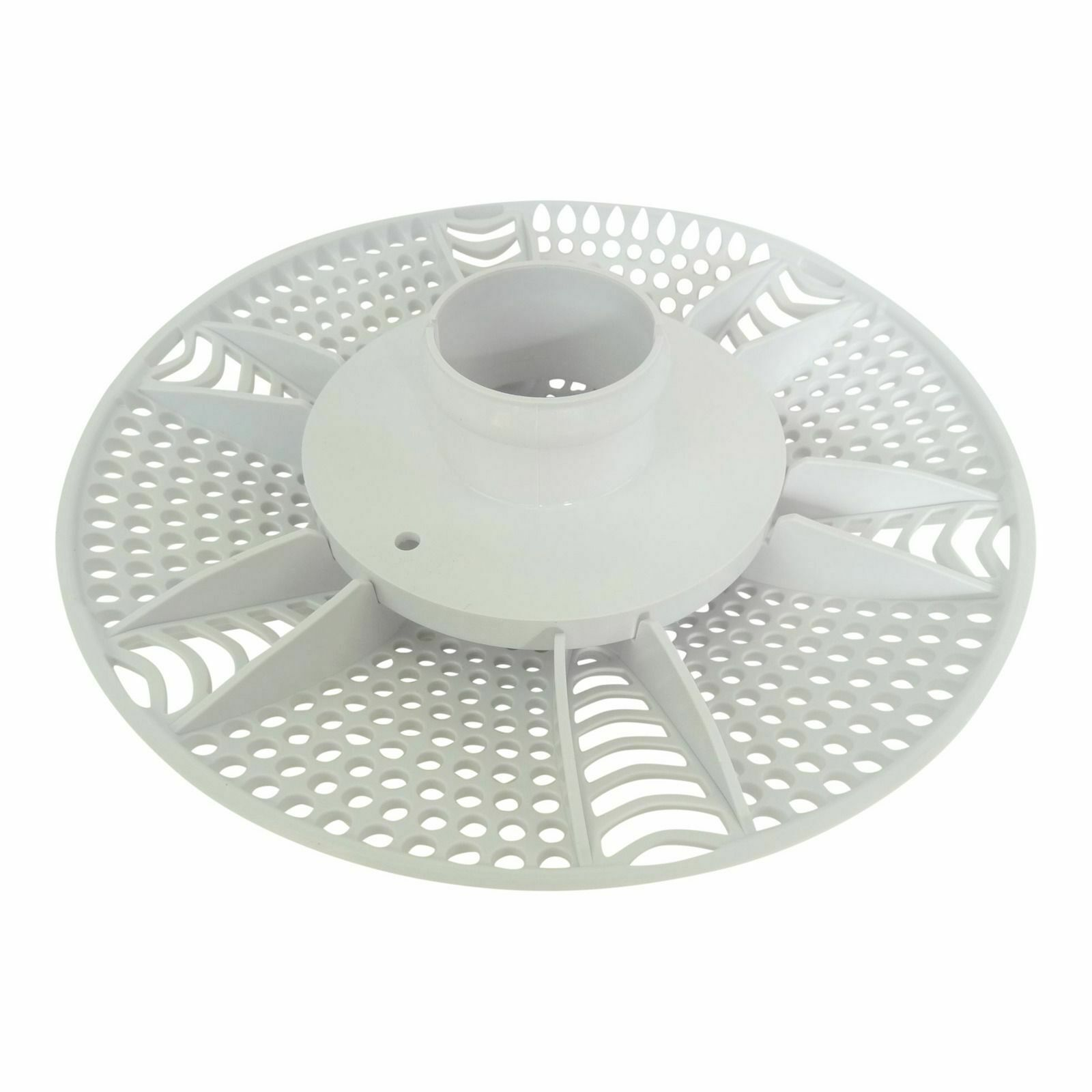 Spa Electrics Pool & Spa Safety Pro Suction Cover SE9 40mm Pipe Slip Fit White