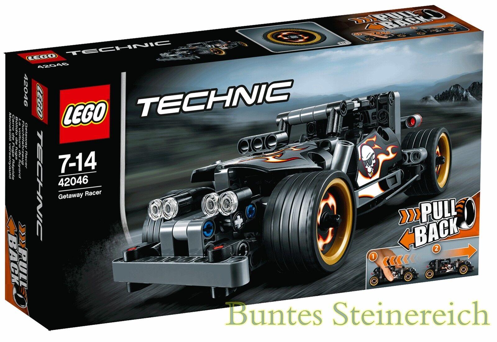 LEGO ® Technologie  42046 fuite Véhicule & 0. - expédition & NOUVEAU & NEUF dans sa boîte