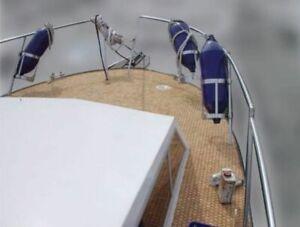 Sonderposten Korkmosaik 130 Stk 2.Wahl Kork Belag f Boote 33,91 € / m²
