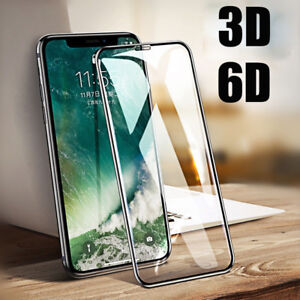 For-iPhone-XS-Max-XR-X-3D-6D-Curved-Screen-Protector-Full-Case-Tempered-Glass-LD