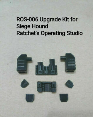 Ratchet/'s Operating Studio ROS-011 Upgrade kit for Seige Spinister,in stock
