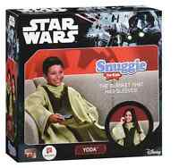 Star Wars Snuggie For Kids Yoda Brand In Box Very Comfortable Licensed