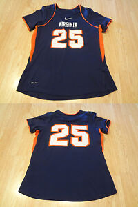 3c0d0d636a94 Women s Virginia Cavaliers  25 M Nike Dri-Fit Football Jersey