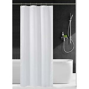Image Is Loading N Amp Y HOME Fabric Shower Curtain Liner