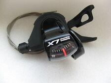 Sl-t670 palanca shifter Shimano Deore LX 10 veces derecha Rapidfire plus nuevo