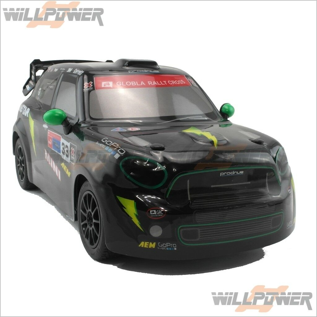 Mini cooper s sport auto rtr (rc willenskraft) rastar