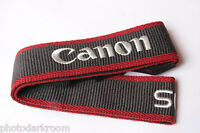 Canon 1.5 Nylon Web Eos Digital Camera Strap 3/8 Loop - Bulk D49