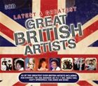 and Greatest Great British Artists Audio CD Various