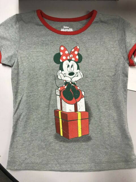 e95553962f3 NWT Toddler Girls  Mickey Mouse   Friends Minnie Mouse Short Sleeve T-Shirt