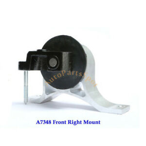 A7348 Right Engine Motor Mount For Nissan Altima Maxima Quest Murano Kia Rondo