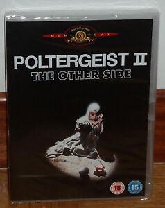 POLTERGEIST-II-EL-OTRO-LADO-DVD-NUEVO-PRECINTADO-CASTELLANO-TERROR-SIN-ABRIR